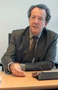 Philippe Boulland achève son premier mandat en tant que parlementaire européen.