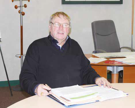 Jean-Pierre Heu se félicite du succès du FISAC.