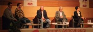 La table ronde organisée à l'issue de l'assemblée générale a permis de s'intéresser à la problématique de la fertilisation et à la culture des sols.