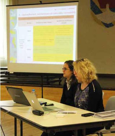 D. R. Le deuxième séminaire des acteurs du Plan climat vient de se dérouler à Grand-Laviers, dans la Somme. Élus et acteurs sont venus s'informer et débattre sur les orientations en matière de changement climatique de la Picardie Maritime.