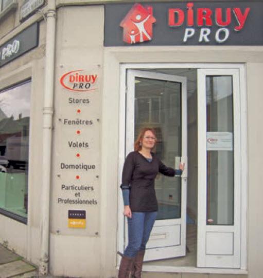 Le nouveau point de vente est situé en plein coeur du quartier Saint-Leu à Amiens.