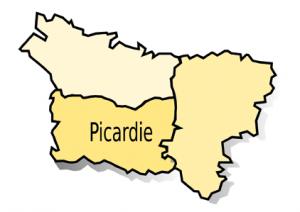 En Picardie, la majorité des exportations est réalisée sur les produits chimiques et cosmétiques (34%).