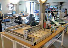 Le développement de l'économie numérique passe également par la création de Fab Lab qui rend la R&D accessible à tous.