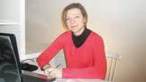 Sandrine Cani travaille à domicile, pour son plus grand plaisir.