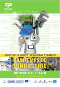 La 9e édition du Printemps de l'industrie débutera le 20 mars.