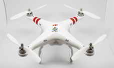 L'oeil des drones peut montrer les richesses du patrimoine de Picardie mais aussi permettre de valoriser sa terre.