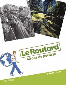 Le guide du routard Picardie 14-18, centenaire d'un conflit mondial, spécialement dédié à la Première Guerre mondiale.