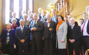 La délégation du groupe des entreprises du CESE est venue à la rencontre de l'excellence picarde.
