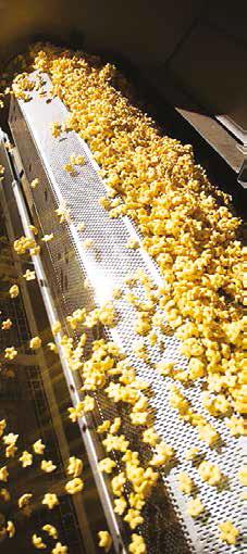Daylicer fabrique 200 000 boîtes de céréales par jour.