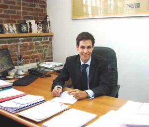 Nabil Achik compte évoluer dans le secteur de la chimie verte.