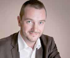 Cyril Lecomte est un entrepreneur actif. Élu en 2011 à la CCI Oise, il siège aussi à la CCI Picardie, au CA de l'aéroport de Beauvais et à la commission nationale Services à la personne (SAP) de CCI France.