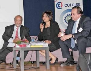 L'enseignant-chercheur Jean-Marie Peretti a convaincu Marie Duporge- Habbouche, Philippe Enjolras et plus d'une centaine de participants de tout l'intérêt pour une entreprise de conduire un audit social.