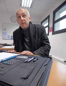 Thierry Dubost, directeur de Saint-Quentin Mobilité, analyse actuellement les questionnaires.