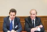 Geoffroy Roux de Bézieux, viceprésident du Medef et Jean-Claude Oleksy, président du Medef de la Somme.