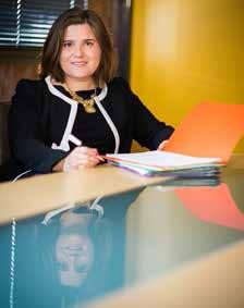 « La Caisse a toujours été un partenaire privilégié des acteurs de terrain », explique Céline Senmartin, directrice de la Caisse des dépôts de Picardie .