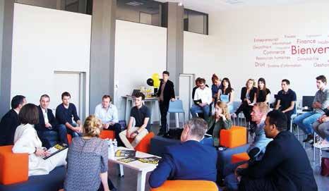 WIS, un nouveau modèle pédagogique pour répondre aux besoins des entreprises du digital, présenté officiellement courant mai.