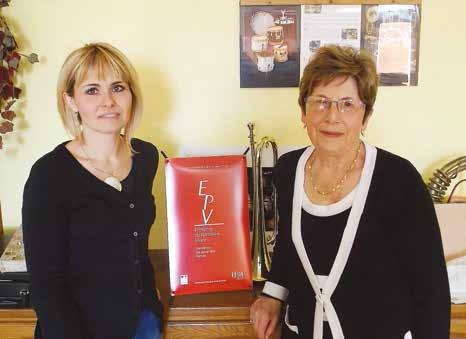 (à g.) Sophie Glace, co-gérante, et Planson Ginette, gérante principale de PGM Couesnon.