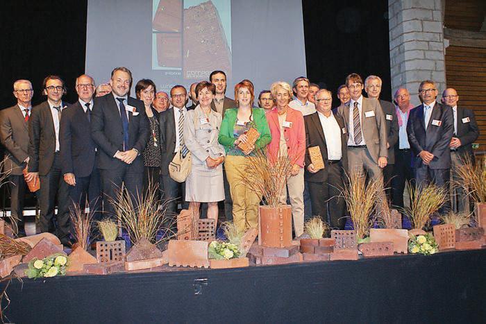 « Nous avons besoin de vous », lançait Caroline Cayeux aux chefs d'entreprises lauréats du prix Compétitifs.