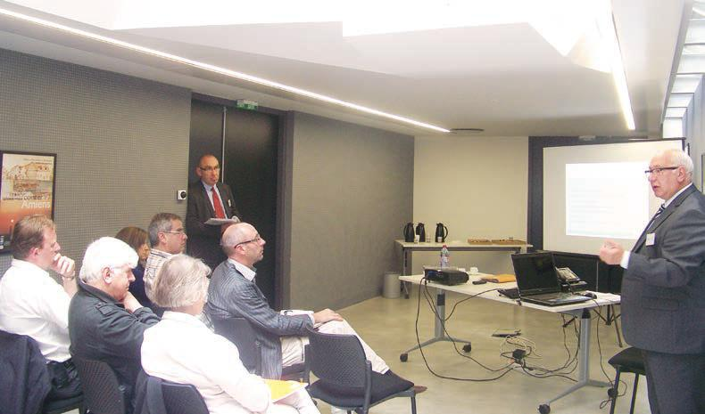 Ateliers, experts, rencontres cédants/repreneurs : le programme du rendez-vous transmission-reprise d'entreprise fut cette année encore exhaustif.