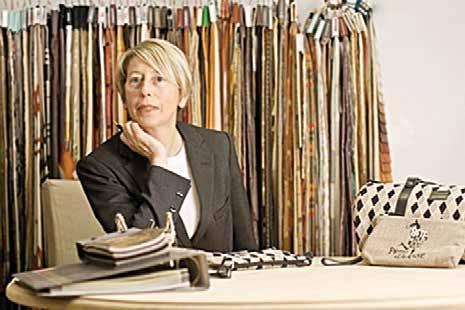 Marie-Laurence Vincent, une entrepreneuse énergique et volontaire.