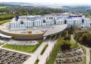 Les 122 000 m2 de construction neuve ouvrent leurs portes aux publics dés le 8 septembre 2014.