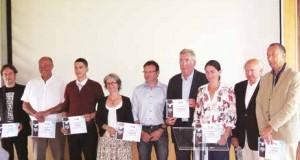 Six entreprises picardes étaient nominées pour cette quatrième édition des Trophées des mécénats.