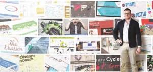 Un des projets d'Adrien Poiret : mettre en place un projet de création d'espace de travail collaboratif pour créateurs d'entreprises et dirigeants.