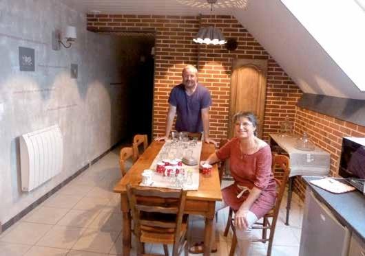 Les trois années de travail de Marie Line et Alain Happe ont été récompensées avec l'obtention de trois épis…