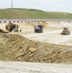 L'abaissement de l'A29 en avril 2011 a été l'une des réalisations les plus importantes sur le plan financier.