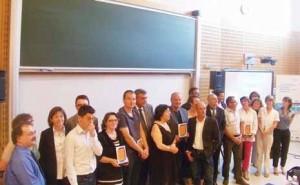 À l'issue de la remise des trophées, la matinée s'est poursuivie par la tenue de deux groupes de travail sur les thèmes de la finance participative et l'accompagnement du développement de l'entreprise.