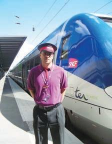 Jean-Baptiste Ripoll : adjoint au directeur de l'unité opérationnelle Escale Haute Picardie.