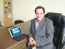 Le coeur de métiers d'Hassan Hatif : gérer les systèmes d'information des professionnels.