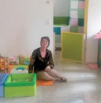 Avec son associée, Peggy Azzouzi propose une offre de garde complémentaire pour les parents habitant en zone rurale.