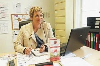 L'objectif de Nicole Madkaud, directrice de Medeos Perfusion, est de favoriser le retour au domicile des patients hospitalisés et nécessitant la poursuite d'un traitement sous perfusion.