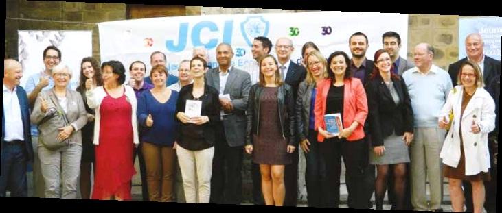 Lancée en 1984 par Christophe Baudelet, la JCE d'Amiens fête aujourd'hui ses 30 ans.