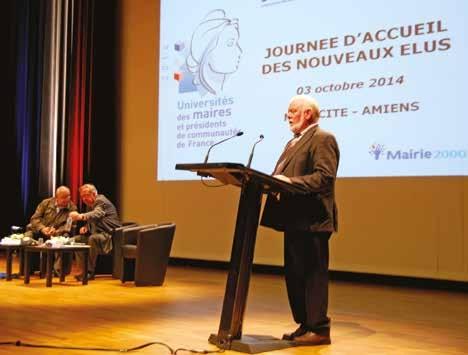Jean-Claude Billot, président de l'AMF Somme.