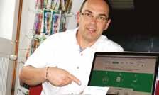 Olivier Remoissonnet revendique la qualité et l'efficacité du savoir-faire de Bioseptyl.
