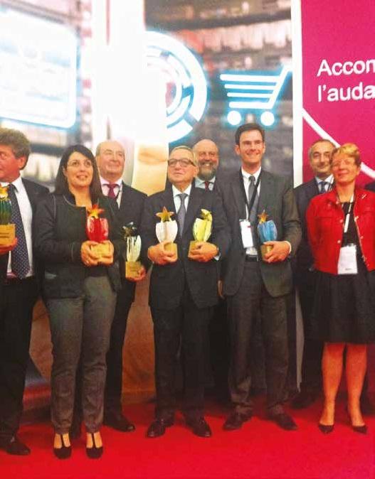 La politique d'innovation de la Picardie a été doublement récompensée lors du Congrès des régions.