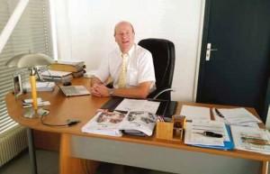 Originaire du Nord, Yves-Marie Legrand était le deuxième franchisé du réseau Pressetaux qui en compte une dizaine à présent.