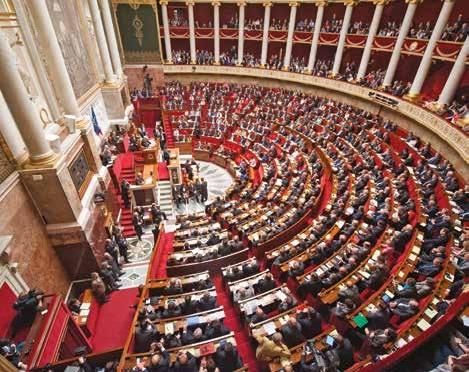 L'Assemblée Nationale a légèrement adouci les coupes budgétaires à destination des CCI malgré l'opposition du gouvernement.