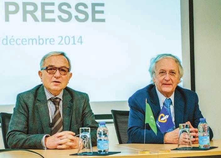Claude Gewerc et Daniel Percheron ont affiché une volonté commune de rapprochement.