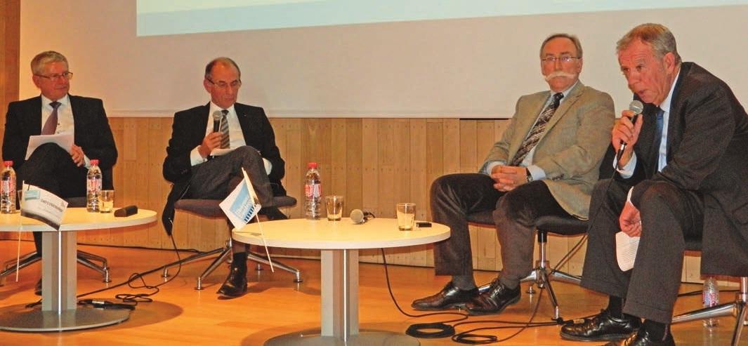 Jacques Vincent a présenté les différentes propositions de l'organisation syndicale.