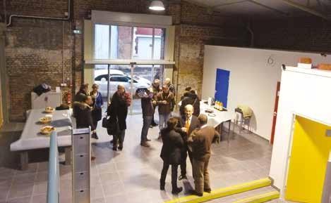 L'extension du Centre d'affaire CABEP à Saint Quentin a été un exemple concret de l'accueil des personnes en situation de handicap.