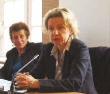 « Une solution est trouvée dans 57% des affaires » Jeanne-Marie Prost