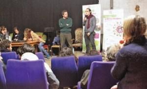 Les participants de différents pays européens ont pu confronter leurs expériences.