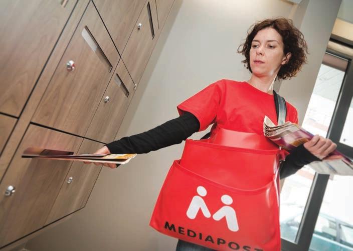 Chez Mediapost, de nouveaux outils numériques ont vu le jour en plus de la traditionnelle distribution d'imprimés publicitaires.