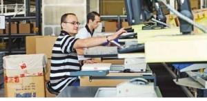 Principales missions de l'Agefiph : favoriser l'insertion professionnelle, l'adaptation des postes de travail, le maintien dans l'emploi des personnes en situation de handicap.