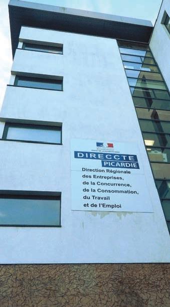 La Picardie compte actuellement 63 agents sur les trois départements et trois agents réunis au sein de l'unité régionale (URACTI).