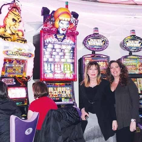 Sandra Blachère et sa fille Sabrina Mortki-Blachère co-dirigent le casino.