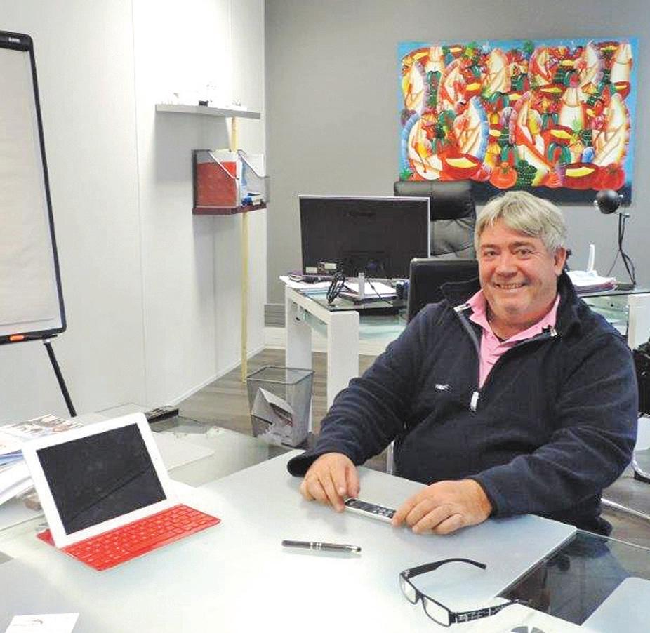 Marc Grill, en parallèle de SecuryCom's, a monté Building &Co, une société de conseil en stratégie et une association, AG3S Pro Picardie.